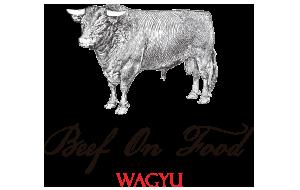 Beef on Food Logo